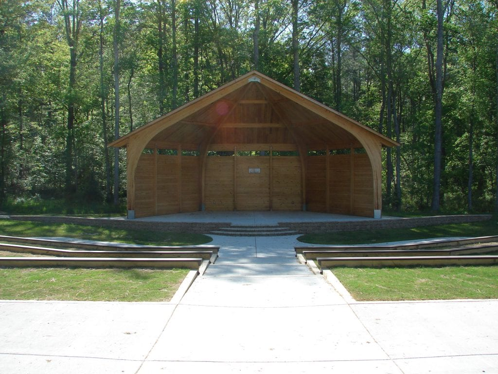 Amphitheater at Granville Athletic Park