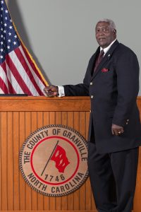Commissioner Zelodis Jay (District 1)