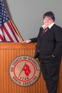 Commissioner Sue Hinman (District 3)
