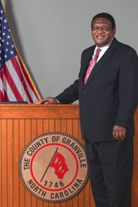 Commissioner Tony Cozart (District 4)