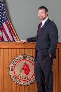 Chairman Timothy Karan (District 6)