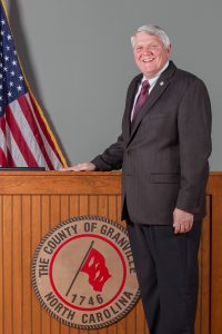 Commissioner David Smith (District
