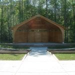 Amphitheater at Granville Athletic Park
